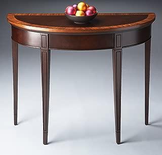 Accent Furniture - Brazzaville Console Table - Accent Table - Cherry Nouvea Finish