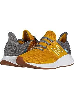 new balance yellow