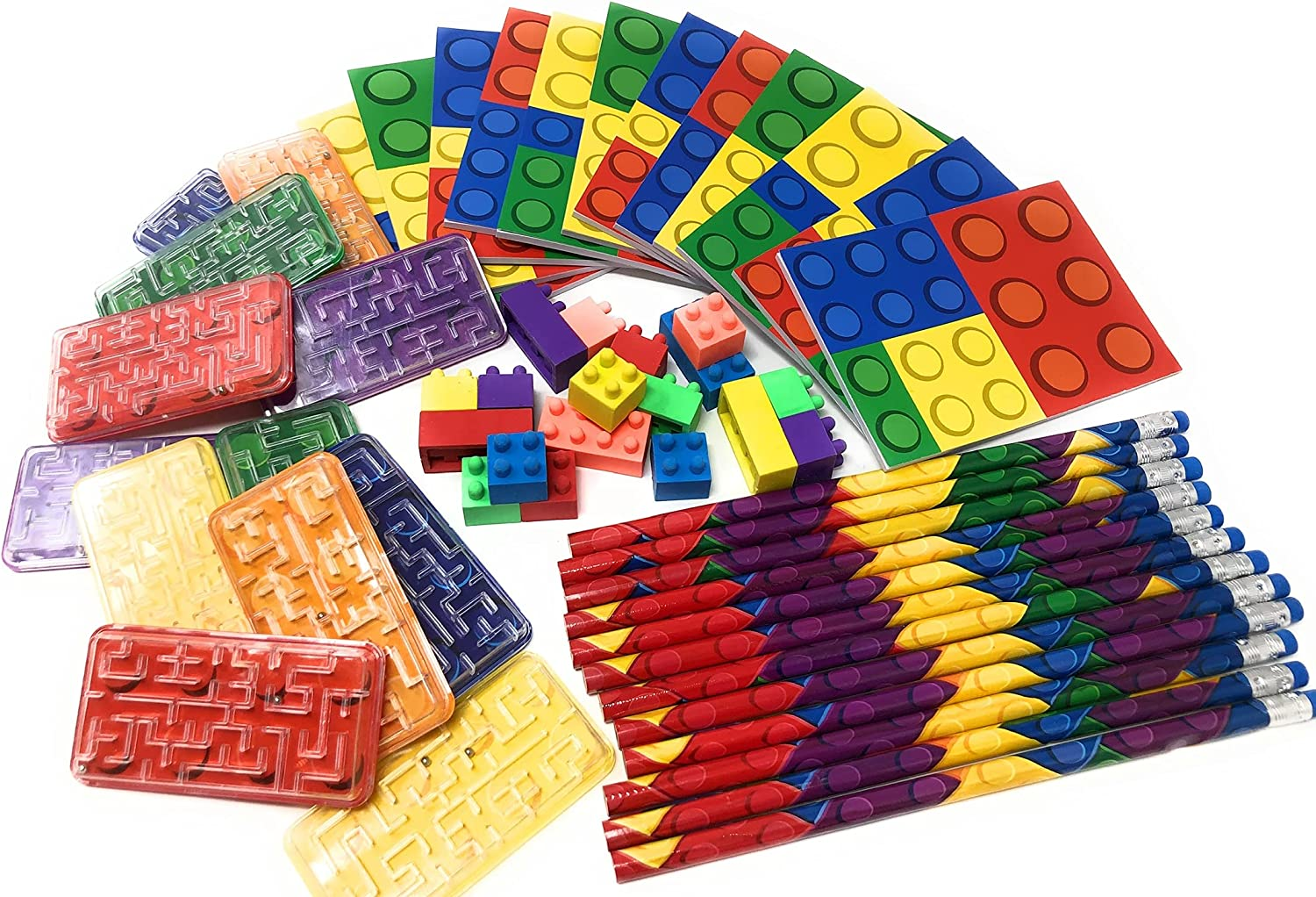 Brick Building Blocks Party Favor Novelty Block Max A surprise price is realized 68% OFF Penci Toys - Set