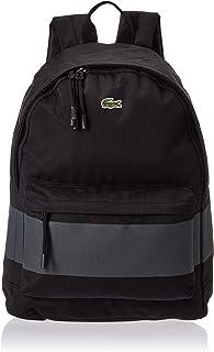 Lacoste Mens Backpack, Black (991) - NH3170NT
