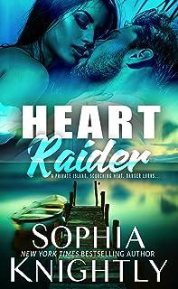 Heart Raider: A thrilling billionaire romantic suspense (A Heartthrob Series Book 1) (English Edition)