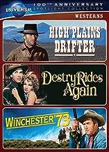 Westerns Spotlight Collection: (High Plains Drifter / Destry Rides Again / Winchester '73)