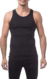 Men's Premium Ringspun Cotton Ribbed A-Shirt