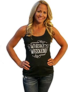 whiskey weekend tank