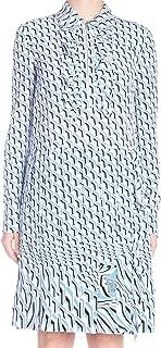 PRADA Luxury Fashion Womens P37Q7S1911TH4F0424 Multicolor Dress | Spring Summer 19