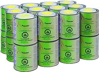 Paramount GF-CAN-06 Citronella Gel Burner Fuel (24 Pack)