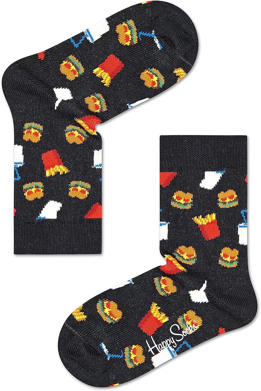 Happy Socks Unisex Kids Gift Box Socks