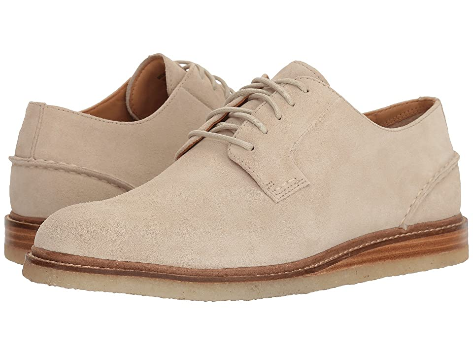 Sperry Gold Crepe Oxford (Cement Suede) Men
