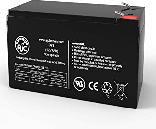 UltraTech UT-1270 12V 7Ah Lawn and Garden Battery - This is an AJC Brand Replacement