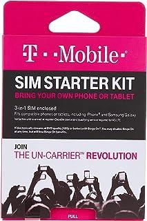 T-Mobile Prepaid Complete SIM Starter Kit