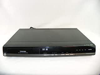 Toshiba D-R410 DVD -RW/R +RW/R Recorder, 720P/1080i/1080P upconversion, w/ HDMI DVD/CD Player COMBO. Dolby Digital Sound. AV Cable Included. No Remote. (Renewed)