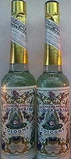 Murray & Lanman Florida Water Cologne New York 7.5 Fl Oz Plastic Bottle Sealed