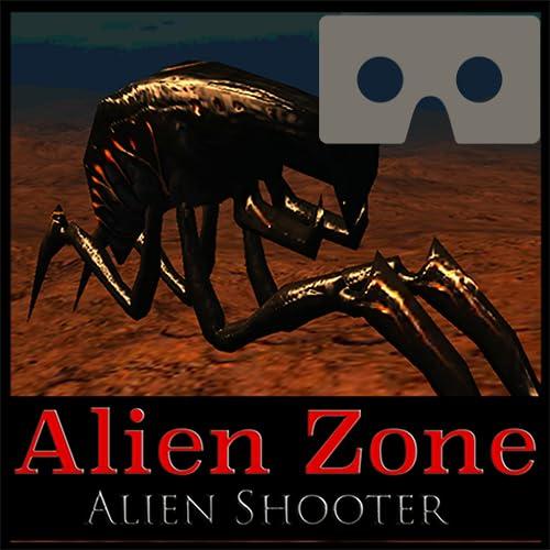 VR Alien Zone: Alien Shooter