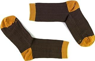OXF34C Calcetines cortos, Marrón (Marrón 34), 43/46 (Tamaño del fabricante:G) para Hombre