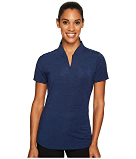 Threadborne Mock Polo Shirt