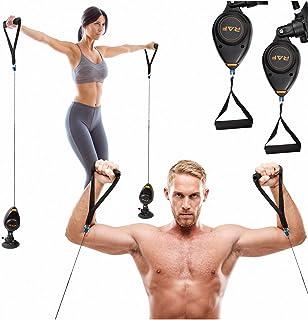 RAF Fitness Resistance Training Home Gym Equipment (5-44...