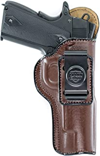 Maxx Carry IWB Leather Gun Holster for Taurus 1911 Full Size 5 inch Barrel   Colt 1911   Kimber 1911   Ruger SR1911 Standard and Other 5 inch 1911 Pistols