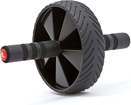 Adidas Adac-11404 Ab Wheel Karın Egzersiz Tekerleği, Siyah