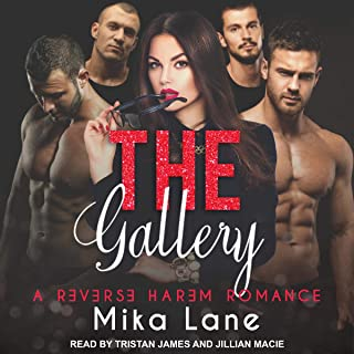 The Gallery: Contemporary Reverse Harem Romance Series, Book 4
