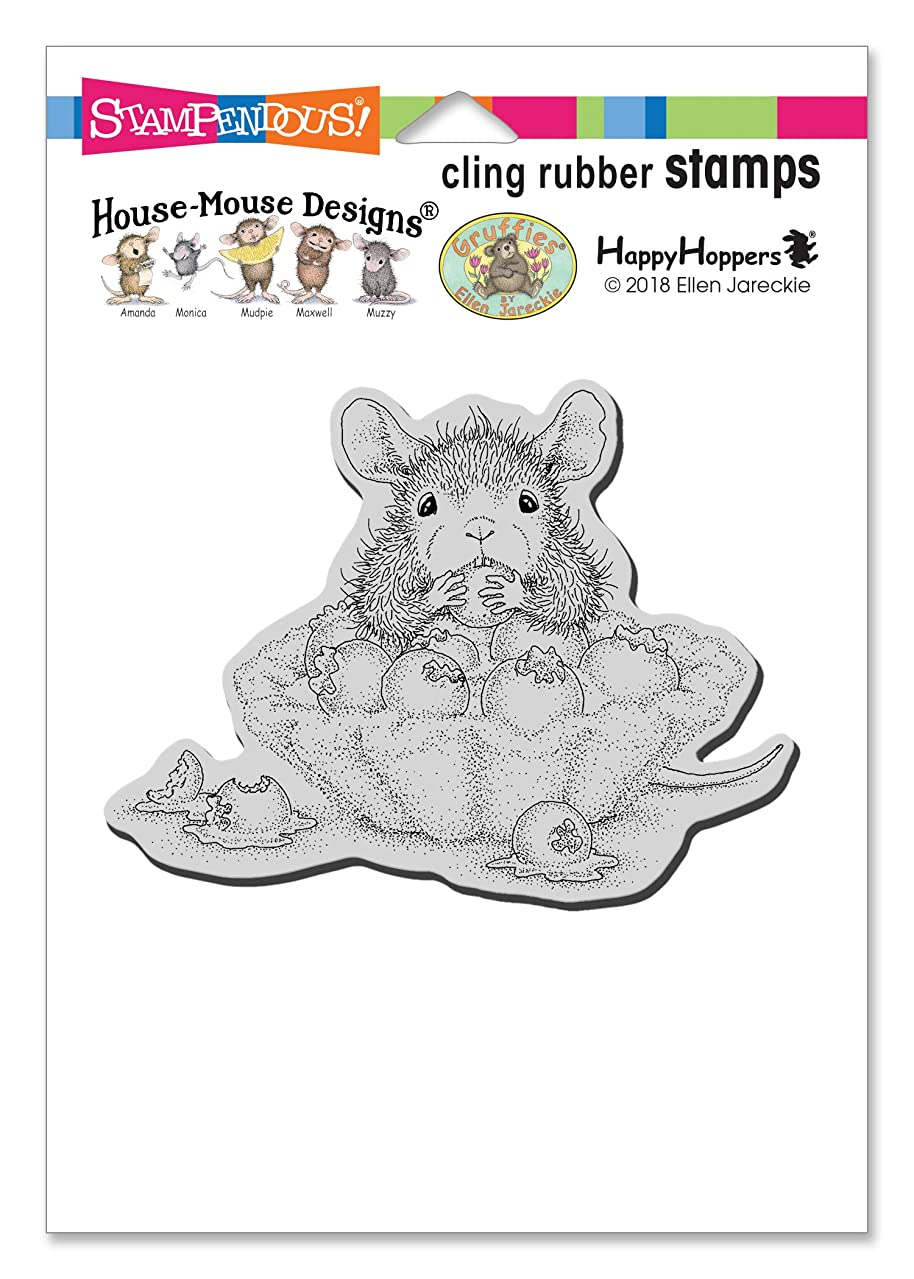 Stampendous HMCP108 Rubber Stamp