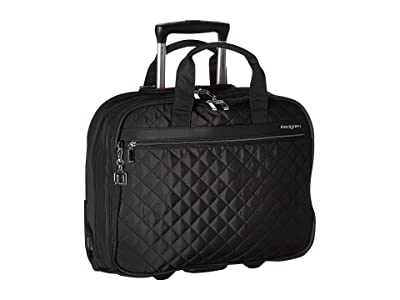 Hedgren Diamond Cindy Business Trolley (Black) Bags