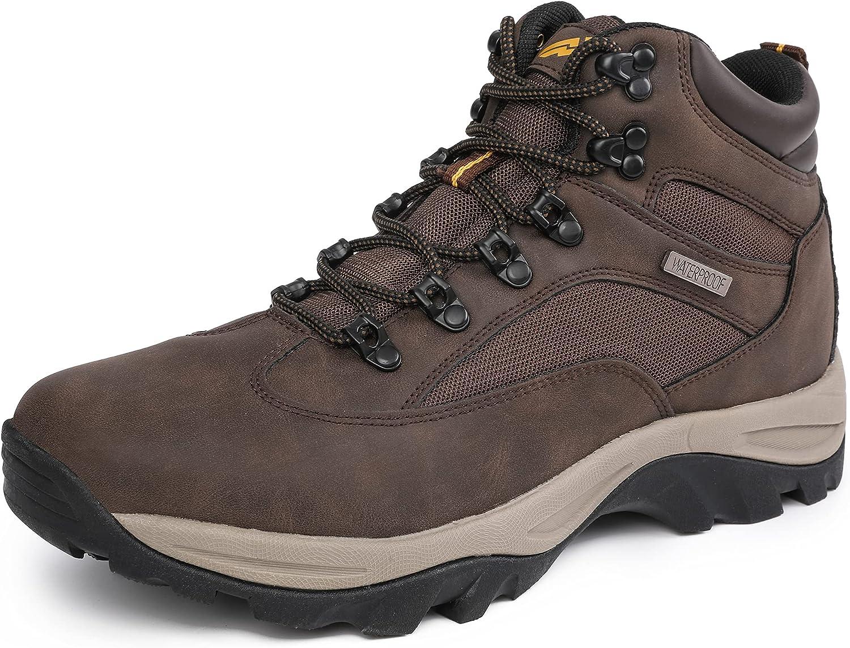 CC-Los Men's Hiking Boots Sale item Shoes Alternative dealer Mid L Waterproof Warranty 5-Year