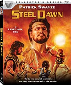 Vestron Video Collector's Series delivers Steel Dawn Limited-Edition Blu-ray Oct. 26 from Lionsgate