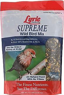Lyric 2647414 Supreme Wild Bird Mix - 4.5 lb.
