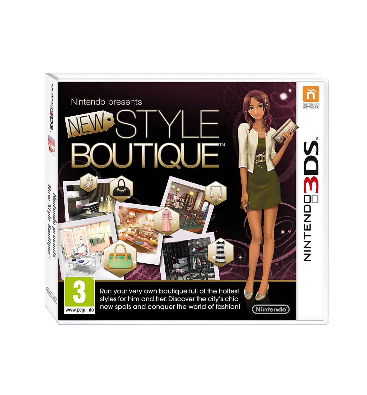 New Style Finally popular brand Boutique Nintendo At the price of surprise 3DS