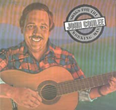 John Conlee: Songs For The Working Man LP VG++/NM Canada MCA Records MCA-5699