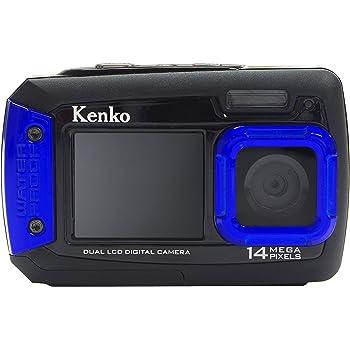 Kenko 防水デュアルモニターデジタルカメラ DSC1480DW IPX8相当防水 1.5m耐落下衝撃 434758