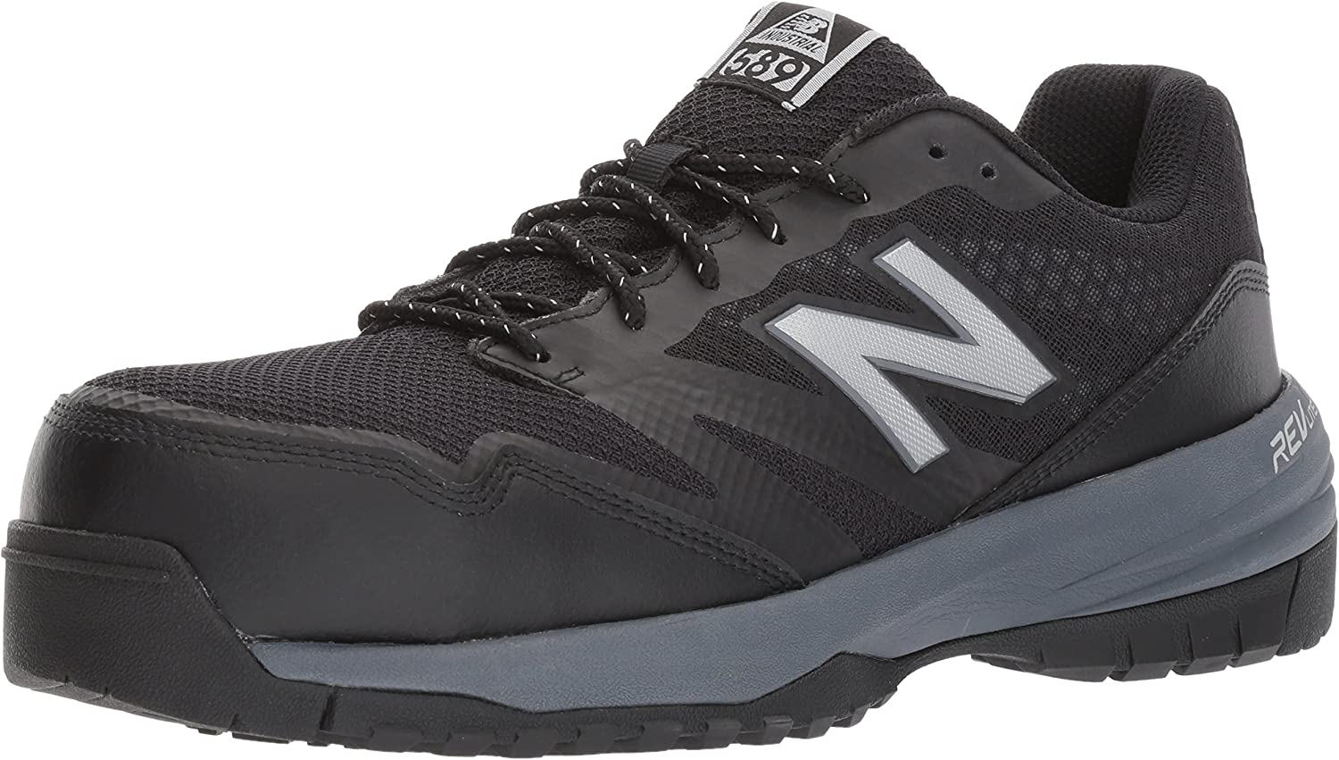 Max 50% OFF New Balance Men's Composite Attention brand Toe V1 Shoe Industrial 589