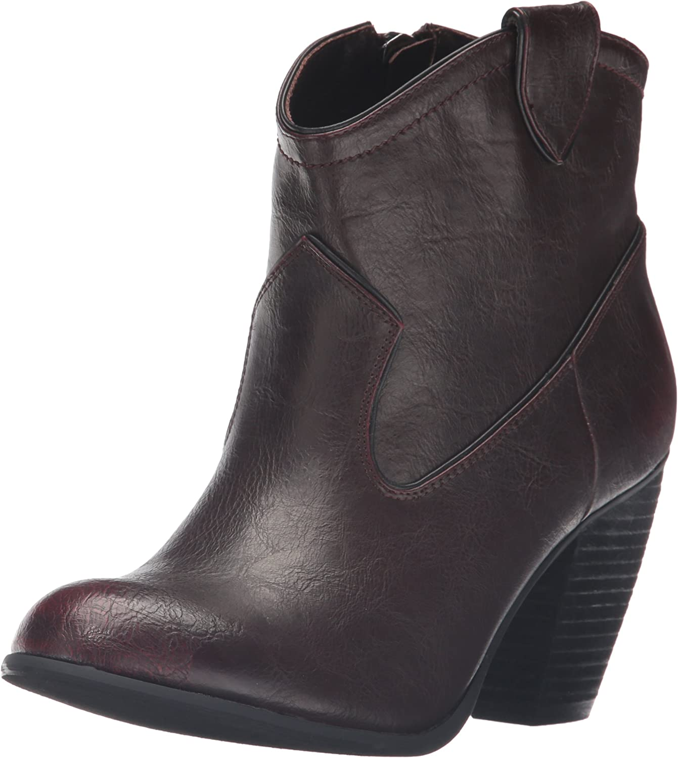 Not Rated Womens Geronimo Ankle Bootie