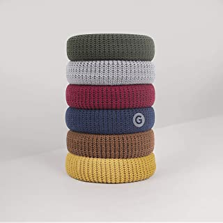 GIMME Bands No Break Thick Hair Ties 6PC (Basics)