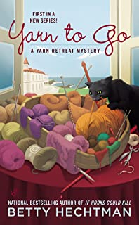 Yarn to Go (A Yarn Retreat Mystery Book 1) (English Edition)
