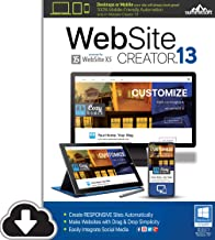 Website Creator 13 [PC Download]