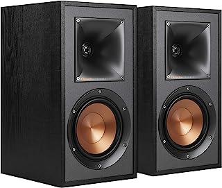 Klipsch 1066234 R-51M Bookshelf Speaker, Pair - Black