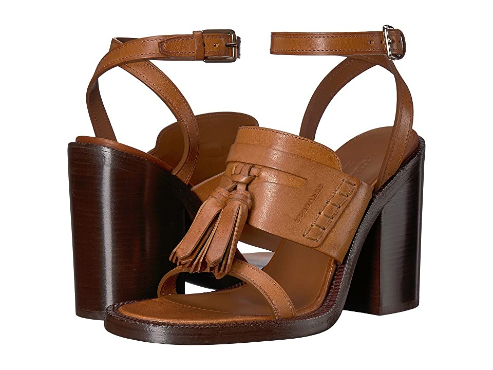 Burberry Bethany 100 (Amber) High Heels