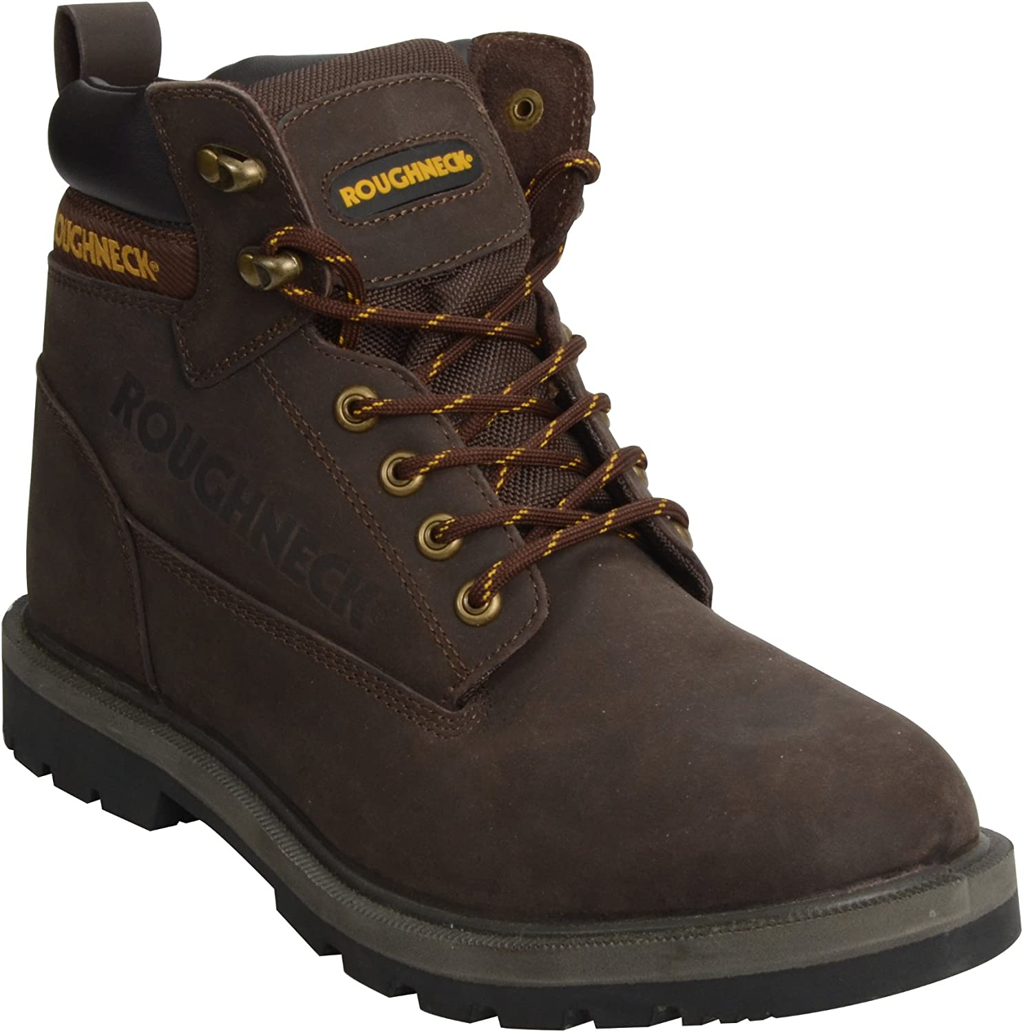 Roughneck Clothing RNKTORNAD6B UK-6 Euro-39 Tornado Site Boots Composite Midsole - Brown
