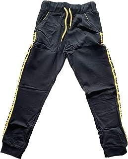 Batman - Pantalón de chándal (4/5/6/7/8/9 años), color negro