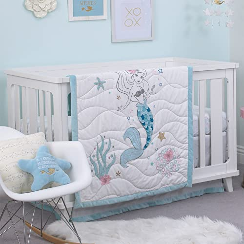 A Little Princess Nursery Design: Little Mermaid Nursery Decor: Amazon.com