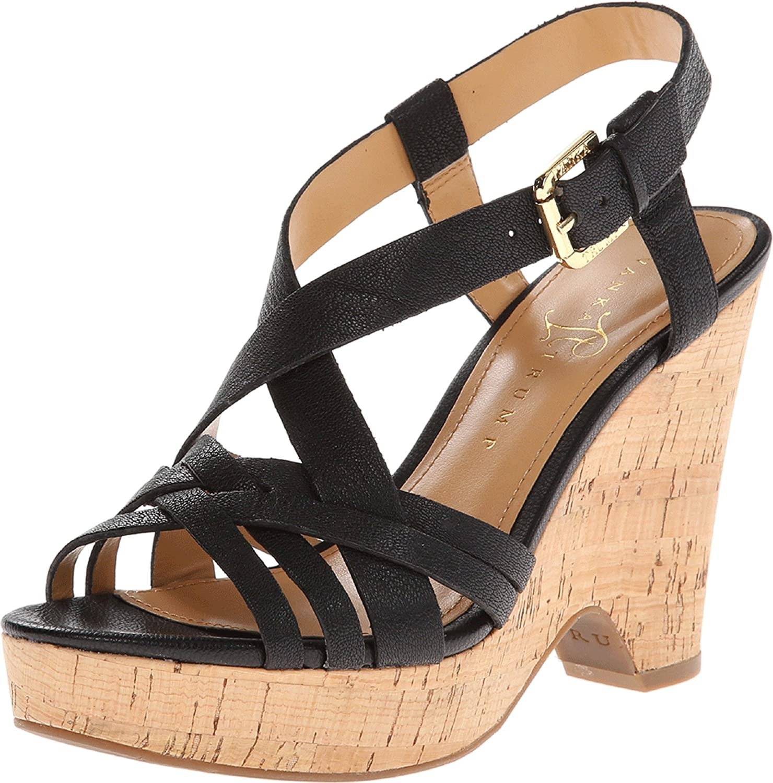 Ivanka Trump Women's Handy Wedge Sandal