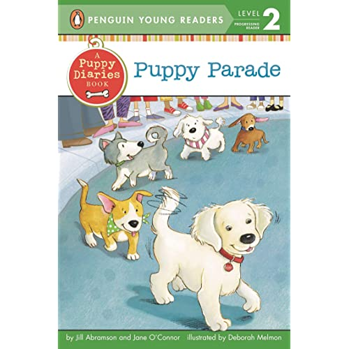 Puppy Parade (Penguin Young Readers, Level 2)
