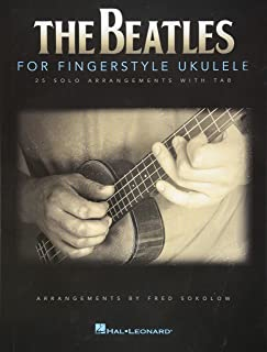 [The Beatles] The Beatles for Fingerstyle Ukulele
