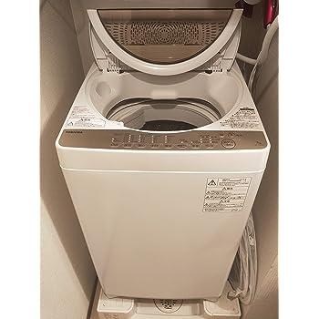 東芝 7.0kg 全自動洗濯機 グランホワイトTOSHIBA AW-7G8-W