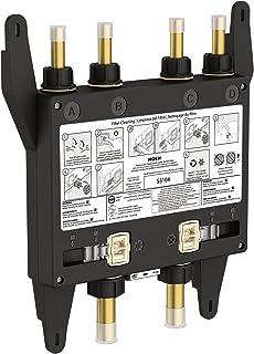 Moen S3104 U by Moen Shower Digital Thermostatic Valve, 4-Outlet