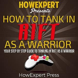 rift warrior tank