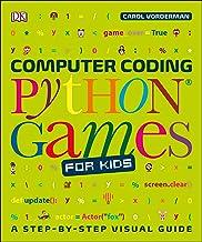 Computer Coding Python Games for Kids (Dk)