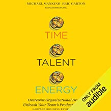 Best time talent and energy book Reviews