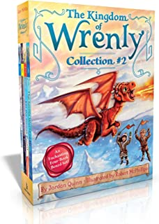 The Kingdom of Wrenly Collection #2: Adventures in Flatfrost; Beneath the Stone Forest; Let the Games Begin!; The Secret W...